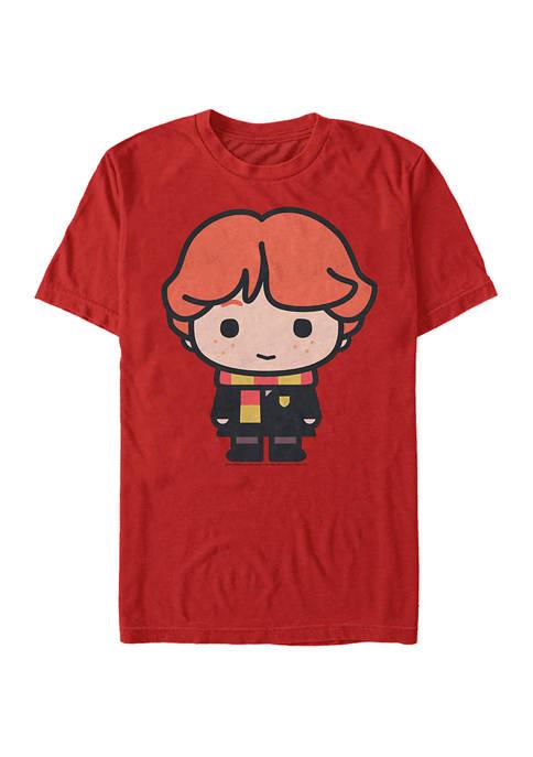 Harry Potter Chibi Ron Graphic T-Shirt