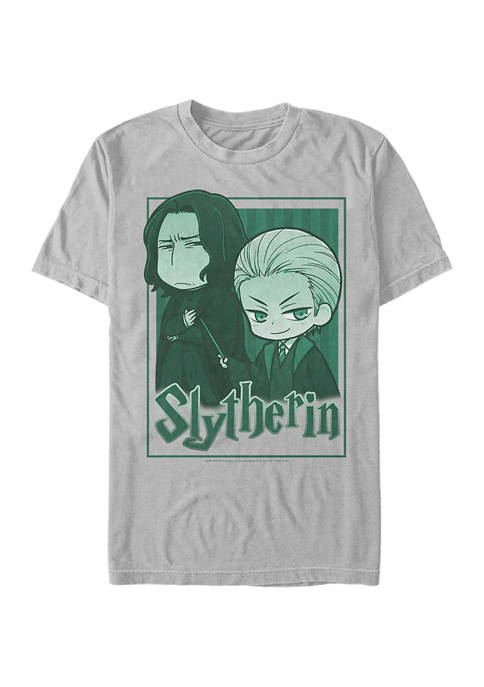 Harry Potter Slytherin Chibi Graphic T-Shirt
