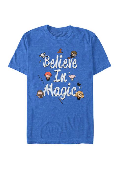 Harry Potter Believe in Magic Graphic T-Shirt