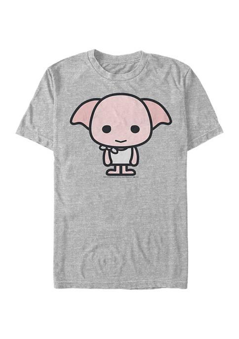 Harry Potter Chibi Dobby Graphic T-Shirt