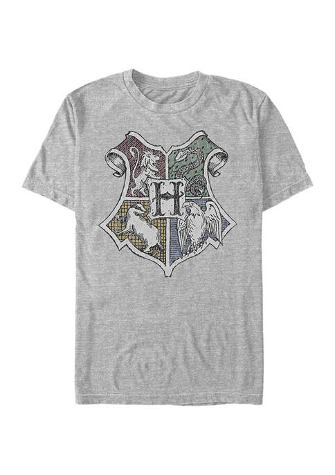 Harry Potter™ Harry Potter Hand Drawn Crest Graphic