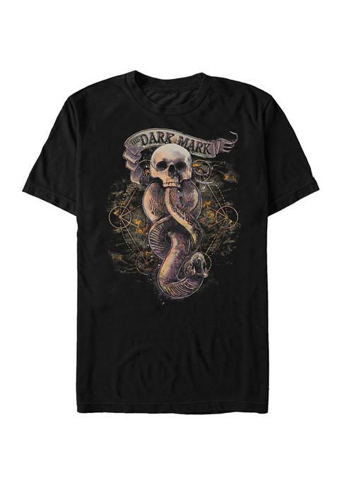 Harry Potter™ Harry Potter Skully Mark Graphic T-Shirt