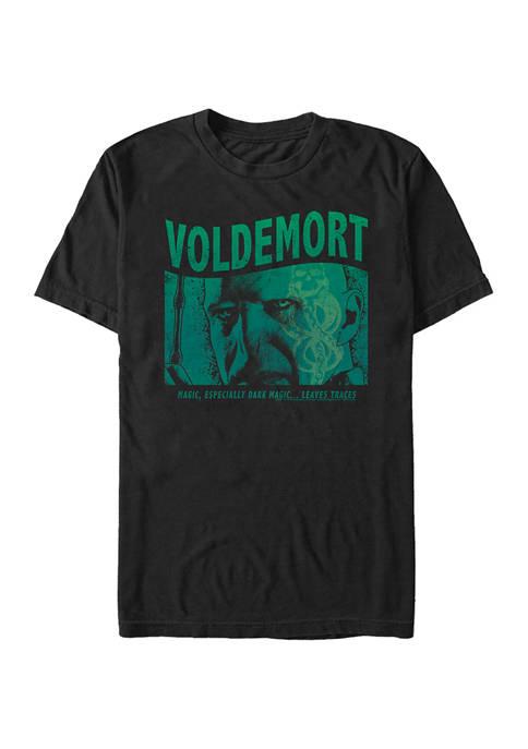 Harry Potter Voldemort Box Graphic T-Shirt