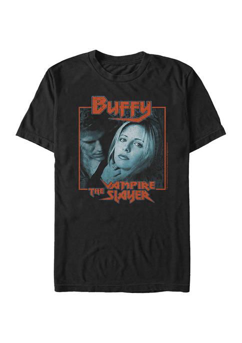 Buffy the Vampire Slayer Short Sleeve Graphic T-Shirt