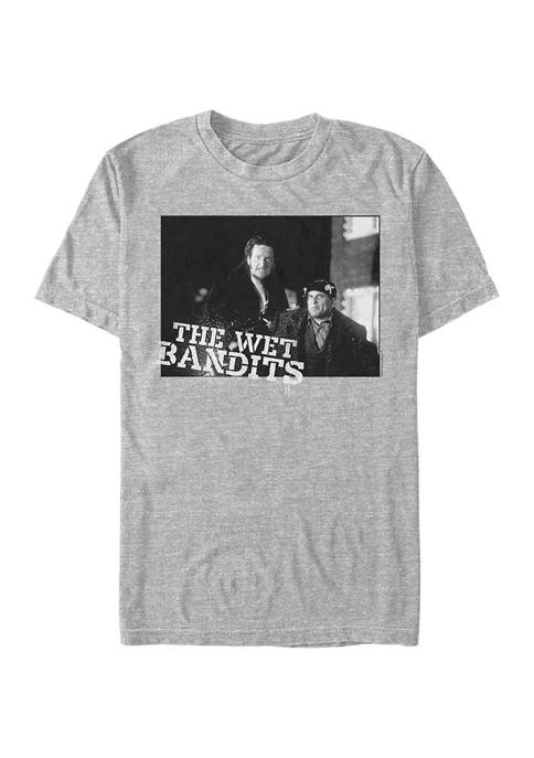 Home Alone The Wet Bandits Short Sleeve Graphic