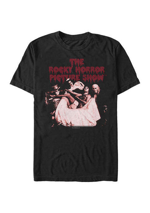 Rocky Horror Picture Show Throne Tonal Short Sleeve