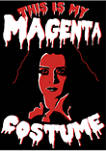 Rocky Horror Picture Show This Is My Magenta Costume Short Sleeve Graphic T-Shirt