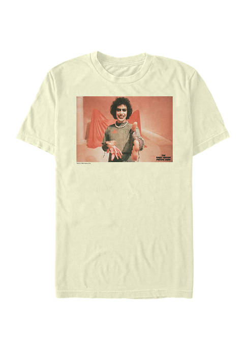 Rocky Horror Picture Show How Do You Do Short Sleeve Graphic T-Shirt