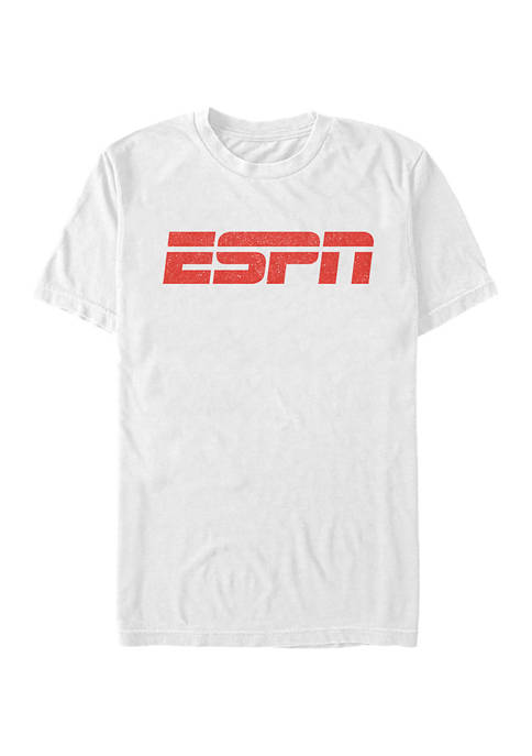 ESPN The Logo Short Sleeve Graphic T-Shirt
