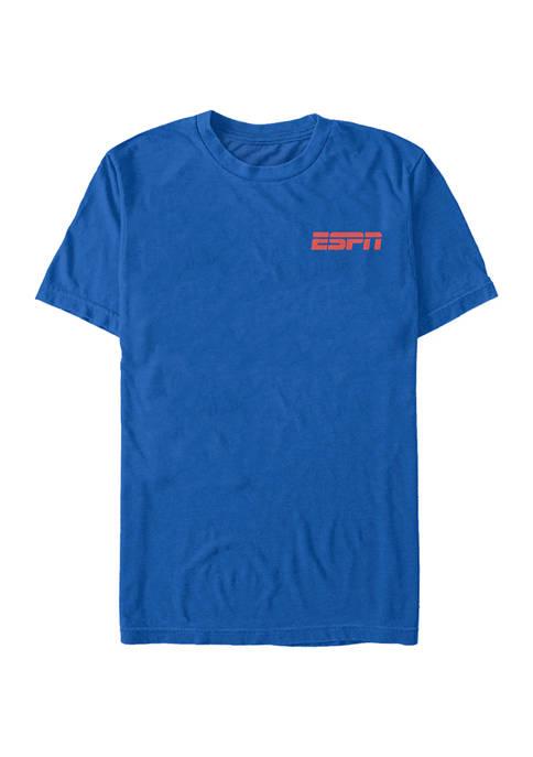 ESPN  Pocket Short Sleeve Graphic T-Shirt