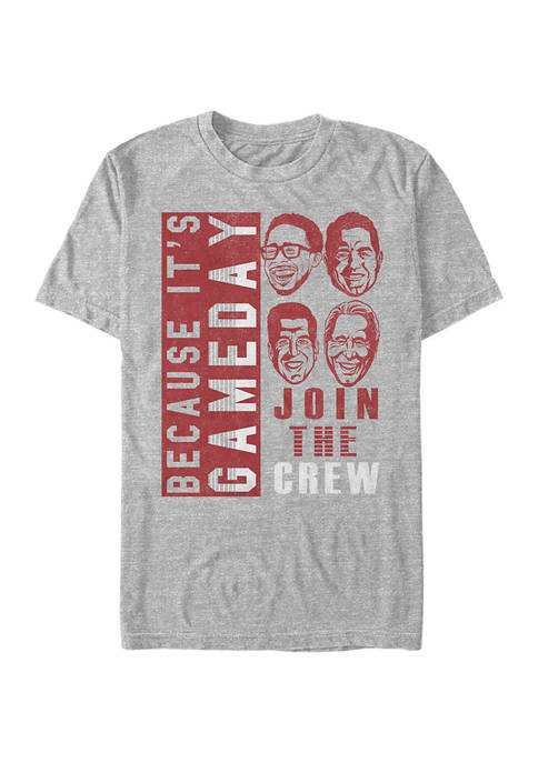 ESPN Because its Game Day Short Sleeve Graphic