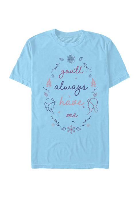 Disney® Frozen Have Me Short Sleeve Graphic T-Shirt