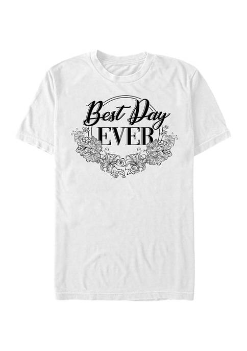 Disney® Disney® Princess Best Day Ever Short Sleeve