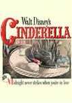 Disney Princess Cinderella Cover Short Sleeve Graphic T-Shirt