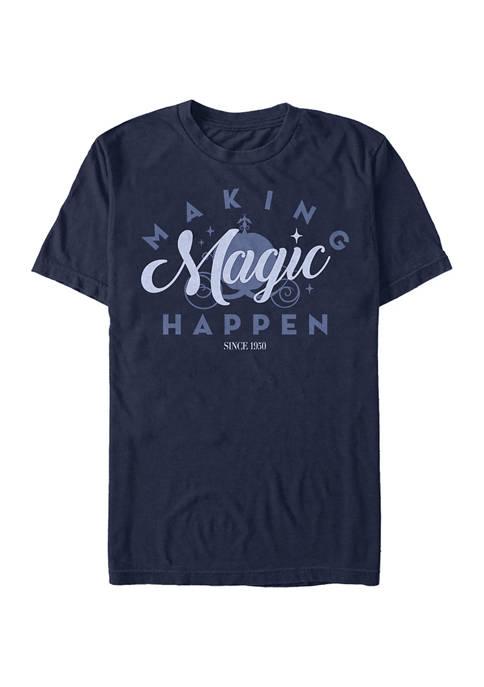 Disney® Disney Princess Magic Since 1950 Short Sleeve