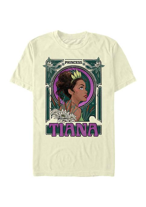 Disney Princess Bayou Nouveau Short Sleeve Graphic T-Shirt