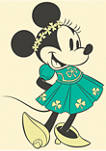 Lassie Minnie Short Sleeve Graphic T-Shirt