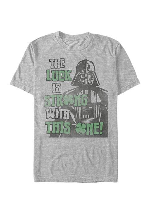 Star Wars® Star Wars Good Luck Graphic Short