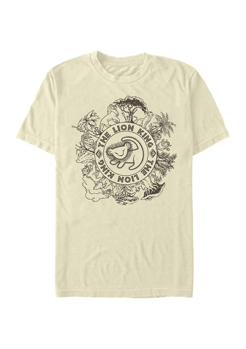 Disney® Lion King Circle of Life Short Sleeve