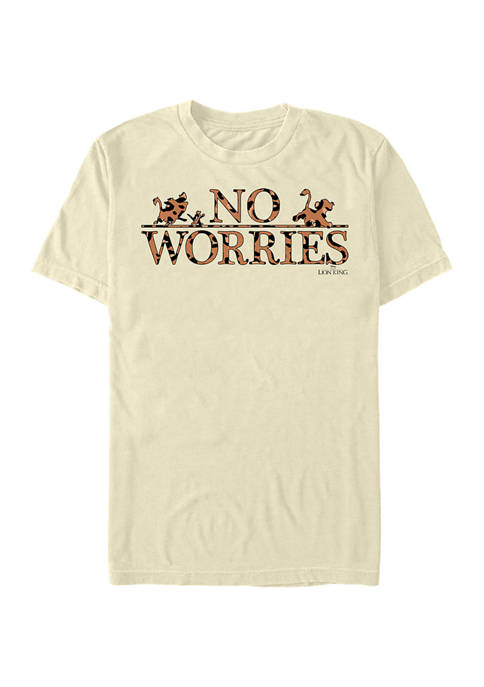 Disney® Lion King No Worries Leopard Fill Short