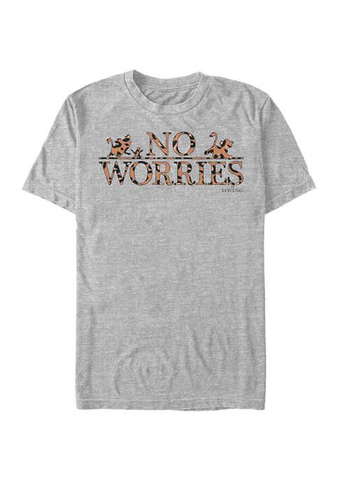 Disney® Lion King No Worries Leopard Fill Short
