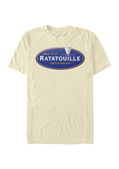Disney® Pixar™ Ratatouille Logo Short Sleeve Graphic T-Shirt