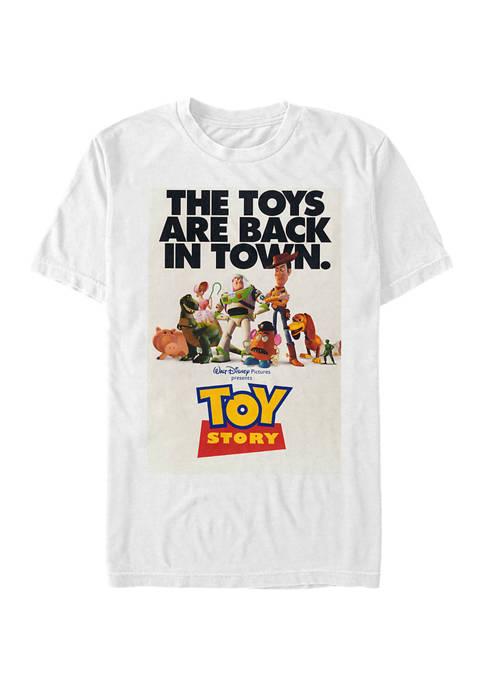 Disney® Pixar™ Toy Story Poster Short Sleeve Graphic