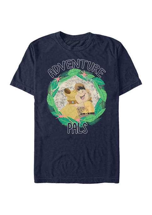 Up Adventure Pals Short Sleeve Graphic T-Shirt