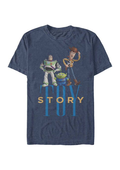 Disney® Pixar™ Toy Story Group Short Sleeve Graphic