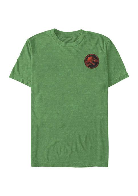 Magma Pocket Graphic Short Sleeve T-Shirt