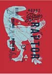 Blue Aero DNA Graphic Short Sleeve T-Shirt