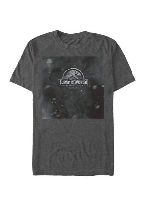 Jurassic World Fallen Kingdom Short Sleeve Graphic T-Shirt