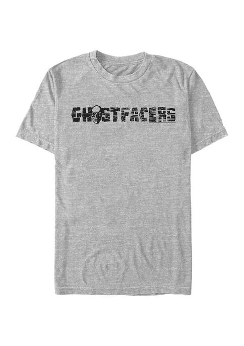 Ghostfacers Logo Graphic Short Sleeve T-Shirt