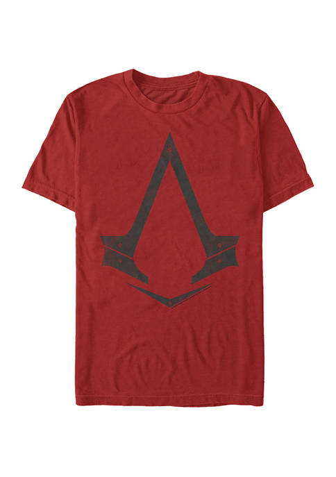 Simple Logo Graphic Short Sleeve T-Shirt