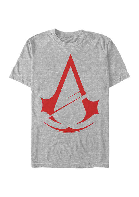 Assassin's Creed The Assassination Graphic Short Sleeve T-Shirt