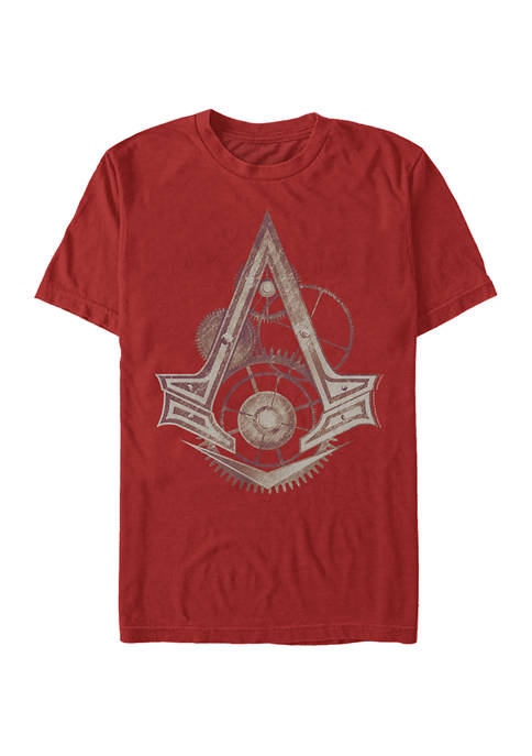 A Cog Graphic Short Sleeve T-Shirt