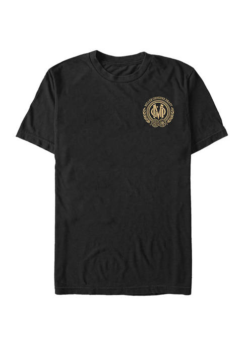 Miller Coors Brewing Company - Genuine Seal Chest Graphic Short Sleeve T-Shirt