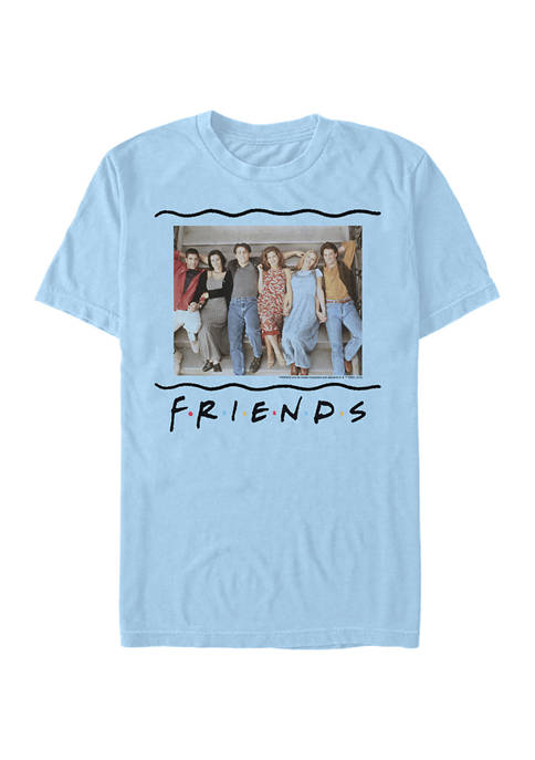 Friends Porch Graphic Short Sleeve T-Shirt
