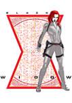 Vector Widow Graphic Short Sleeve T-Shirt