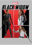 Black Widow Comic Graphic Short Sleeve T-Shirt