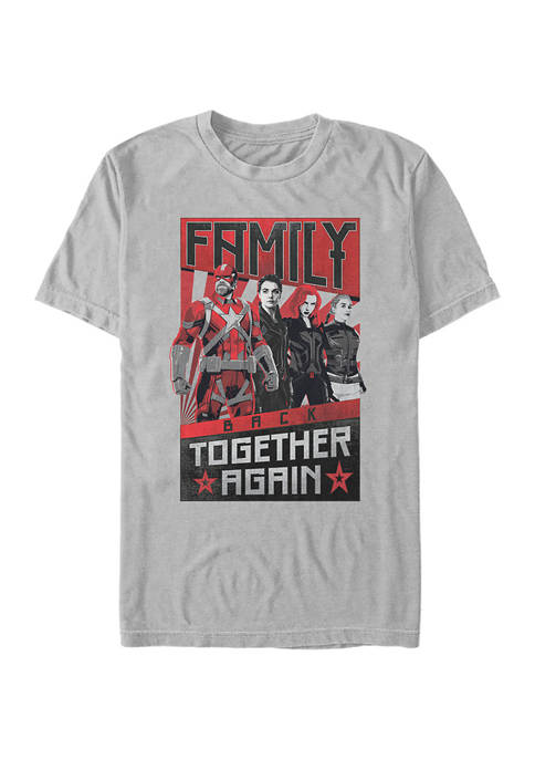 Marvel™ Together Again Graphic Short Sleeve T-Shirt