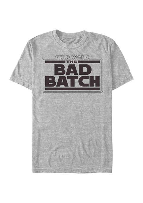 Bad Logo Graphic Short Sleeve T-Shirt