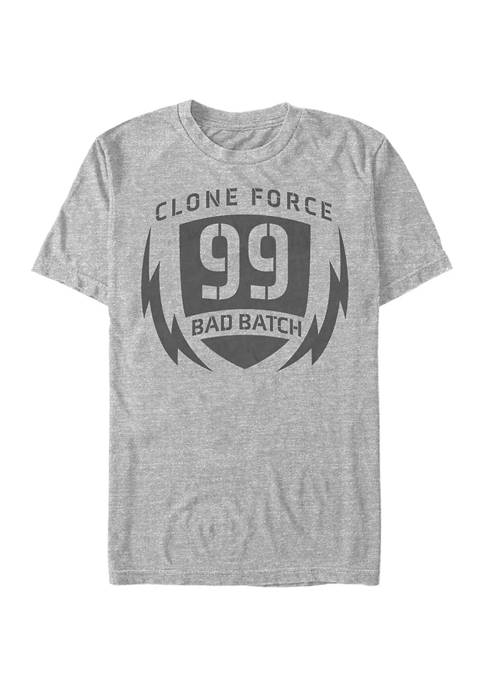 Clone Force Badge Graphic Short Sleeve T-Shirt