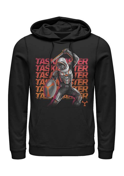 Taskmaster Neon Graphic Fleece Hoodie
