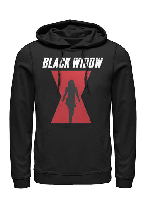 Marvel™ Logo Graphic Fleece Hoodie