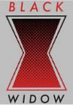 Haftone Symbol Graphic Long Sleeve T-Shirt