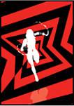 Bond Widow Graphic Short Sleeve T-Shirt