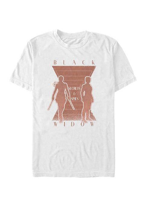 Spy Secrets Graphic Short Sleeve T-Shirt
