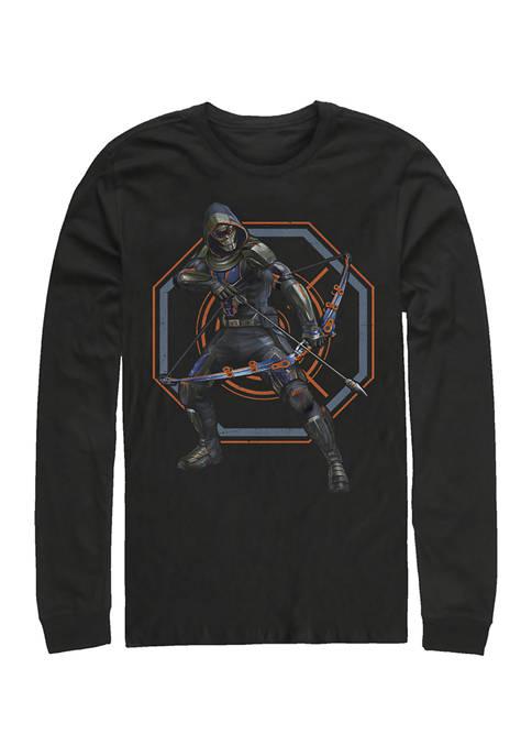 Big TaskMaster Graphic Long Sleeve T-Shirt