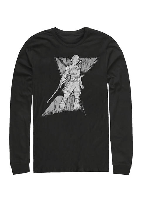 Spy Yelena Graphic Long Sleeve T-Shirt